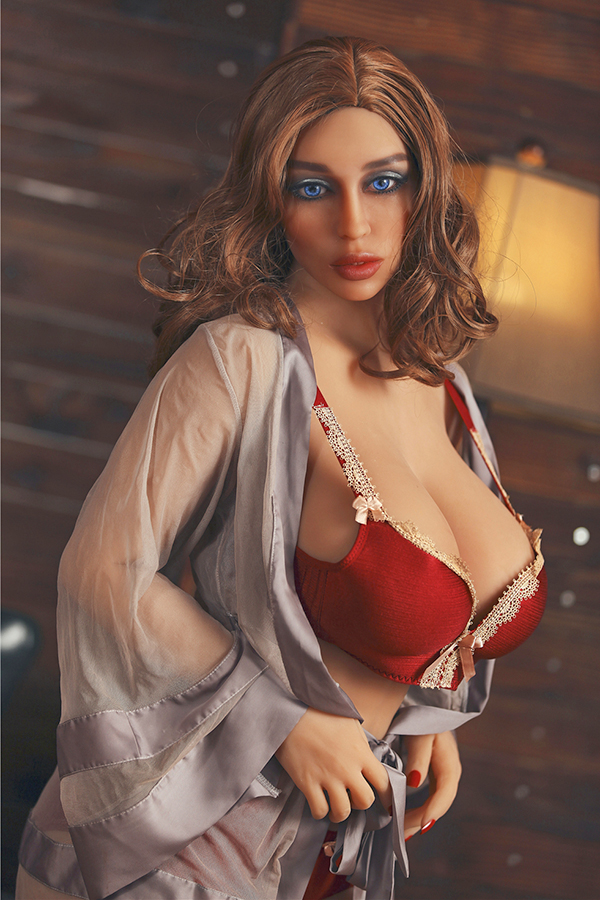 158CM charmante Liebespuppen Natalia