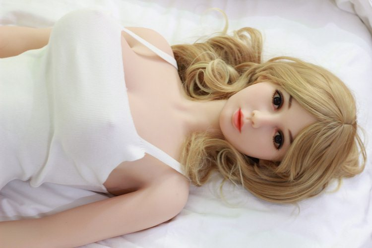 Sexuelles Verlangen TPE AXB Sexpuppe Audrey