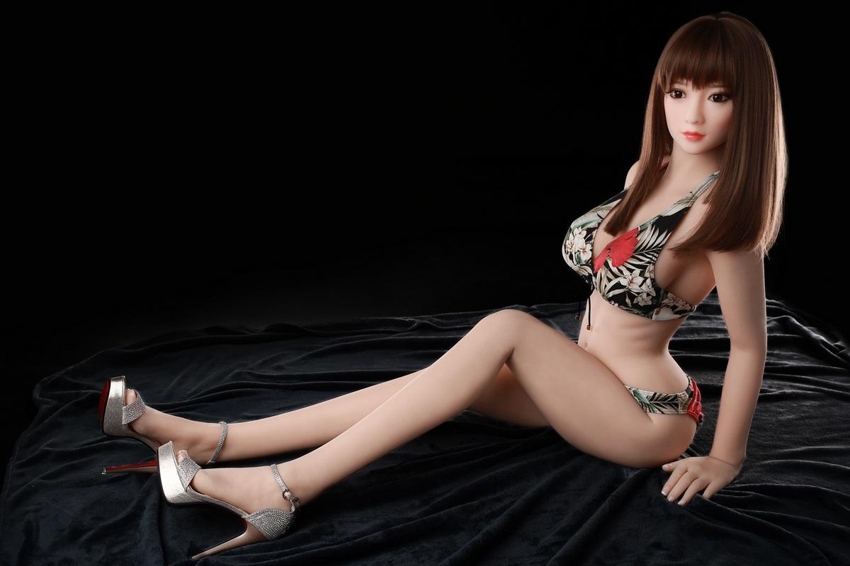 Mädchen Schwimmer Futuregirl TPE Sex Doll Frederica