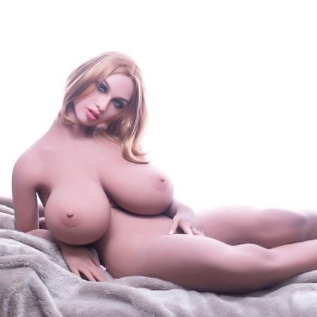 Mit silikonpuppe sex Sex Mit