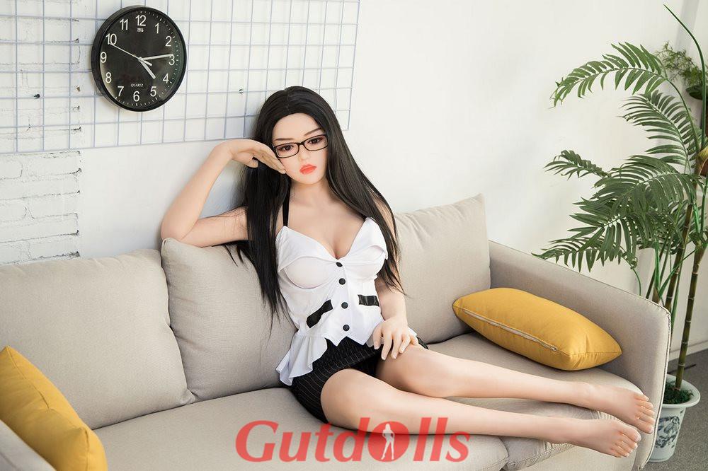 Malaysische Mädchen T4.0 Version 150cm Smart Sex Puppe Nr.1 Kopf AI-Tech Robot Guenstige sexpuppe kaufen